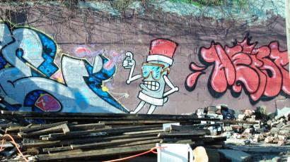 Cleveland Graffiti and Street Art