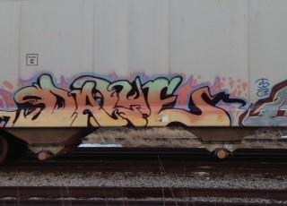 Steelyard train