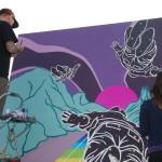 """Graffiti HeArt """"GG9"""" Project"""