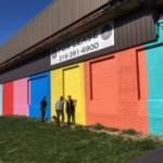 "Graffiti HeArt ""Tyler Village"" Project"