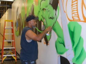 Graffiti HeArt High School of Digital Arts