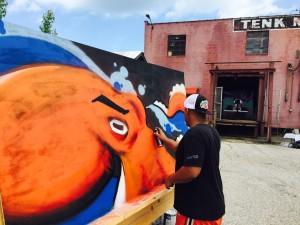 Graffiti HeArt Sunday Funday