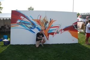 Graffiti HeArt GG9 Project