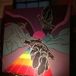Graffiti HeArt GG9 TENK