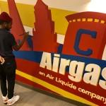 Graffiti HeArt Airgas