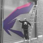 Graffiti HeArt Crocker Park