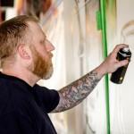 Graffiti HeArt CLE Urban Winery