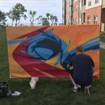 Graffiti HeArt Gordon Square