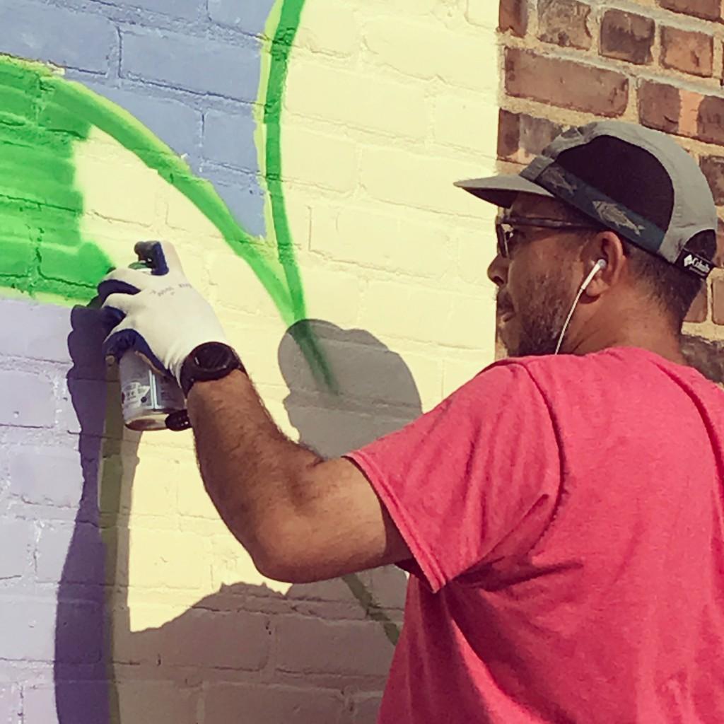 Graffiti Heart » Inspiring Health & Art in the Community