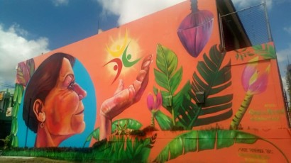 Puerto Rico Mural Revitalization Project