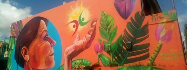 Puerto Rico Mural Revitalization Project